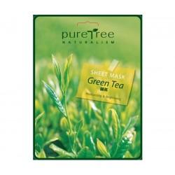 PureTree Green Tea sheet Mask