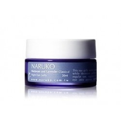 Naruko Majoram and Lavender Classical Whitening Night Eye Gelly 30ml