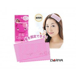 Japan hot Dariya Hair Pad  (pink color)