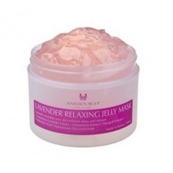 Annie's Way Lavender Relaxing Jelly Mask
