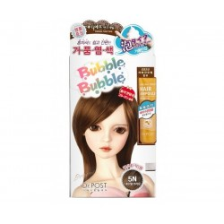 Dr. Post Bubble Bubble Foaming Hair Color- Natural Brown (5N)