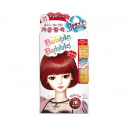 Dr. Post Bubble Bubble Foaming Hair Color- Wine Red (7R)
