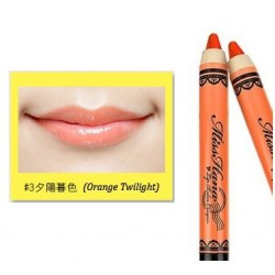 Miss Hana Lip Crayon (03 Orange Twilight)