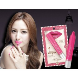Miss Hana Color Lasting Auto Lip Crayon ( seoul lover)