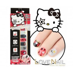 Hello Kitty England Rock Instant Nail Applique