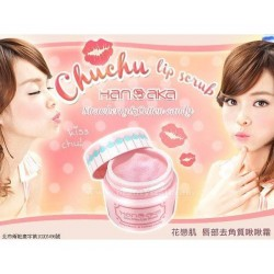 Hanaka Chu Chu Lip Scrub