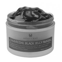 Annie's Way Charcoal Black Jelly Mask