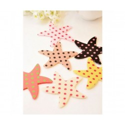 Cute Hair Pad (star shape)