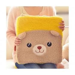 Cute Cushion(Yellow Bear )