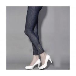 Skinny Jean Legging ( Blue Color)