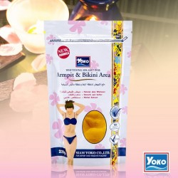 Yoko Armpit & Bikini Area Spa Salt 200gm