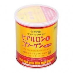 [Buy 2 Special] PREMIUM FINE Hyaluron & Collagen + Ubiquinol(Q10)
