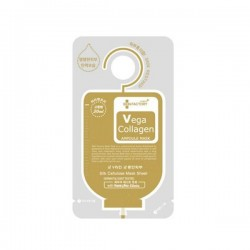 Skin Factory Vega Collagen Ampoule Mask (1pc)