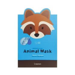 3 x Berrisom  Animal Mask  (Panda)
