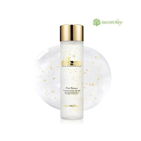 Secret Key 24K Gold Premium First Essence 150ml