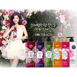ON THE BODY Perfume Shower Body Wash 900g [6 Flavour]