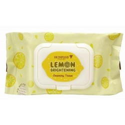 Skinfood Lemon Brightening Cleansing Tissue ( 40pcs)