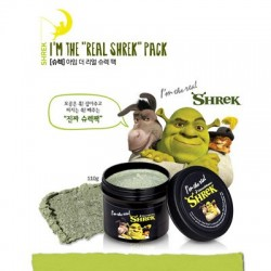 Dream Works x Olive Young SHREK I am the Real SHREK Pack 110g