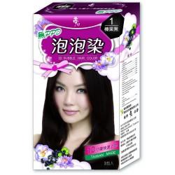 Moon17 Bubble Hair Color