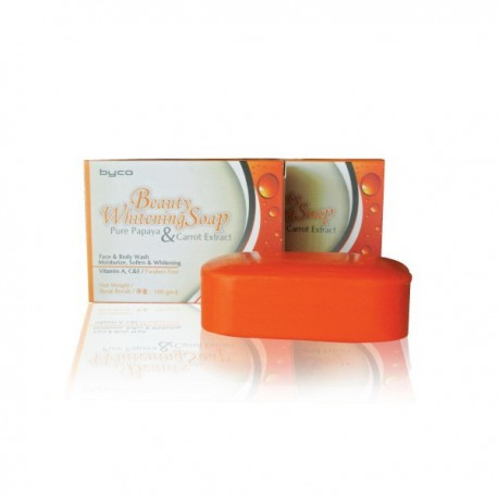 BYCO Beauty Whitening Soap 100g