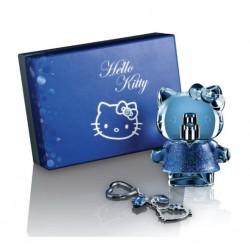 Hello Kitty Diamond Gift Set with Key Chain Eau De Toilette 50 ml