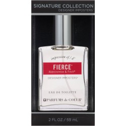 Designer Imposter Fierce ( by Abercrombie & Fitch )EDT 59ML
