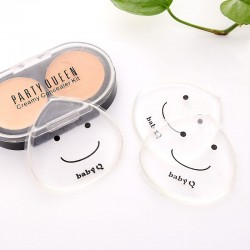 Makeup Puff ( transparent) 1 pc