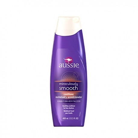 Aussie Miraculously Smooth Shampoo 400ml