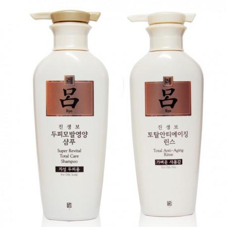 Ryoe Total Anti Aging Rinse ( Oily Scalp) 400ml
