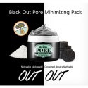Secret key black out pore minimizing mask 100g