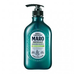 MARO Deo Scalp Non Silicon Shampoo Cool 400ml