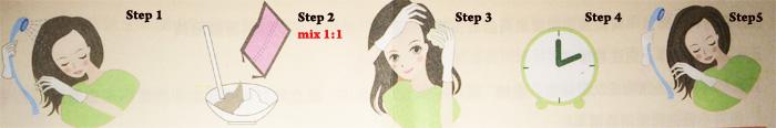 moon17 bubble hair guide