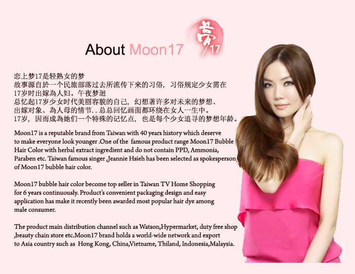 Moon17 brand story