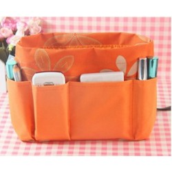 Inner Bag Organizer ( Orange Color)
