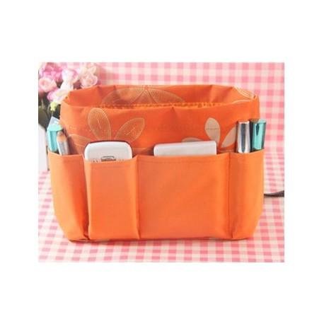 Inner Bag Organizer ( Orange Color)