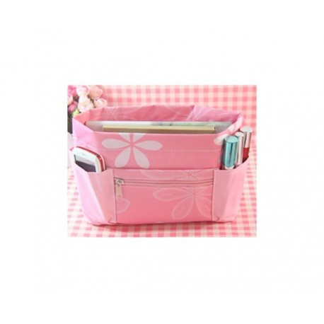 Inner Bag Organizer ( Pink Color)