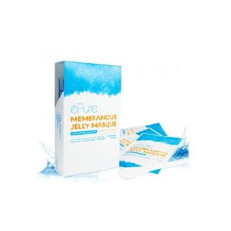 Epure Membranous Jelly Masque Travel Pack x 6