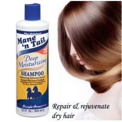 Mane'n Tail Deep Moisturizing Shampoo 355ml