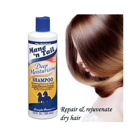 Mane'n Tail Deep Moisturizing Shampoo 355ml