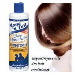 Mane'n Tail 美国箭牌马湛蓝保湿保湿润丝精 355ml