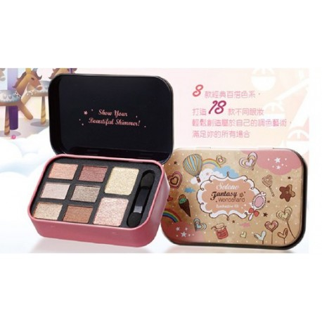 Solone Fantasy Wonderland Eyeshadow Kits