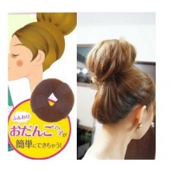 Hair Bun Maker ( round shape)