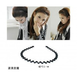 Wave Shape Hair Band