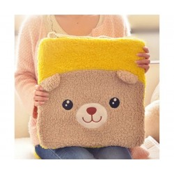 Cute Cushion(Yellow Bear )