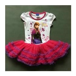 Frozen Princess Anna Dress