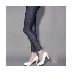 Skinny Jean Legging ( Blue Color)