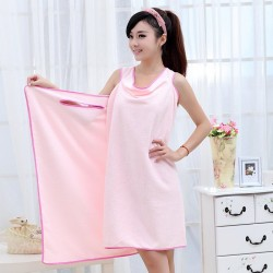 Magic Towel Clothes ( Pink color)