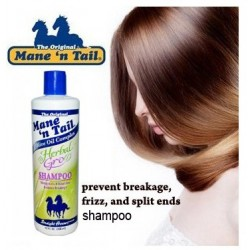 Mane n Tail Herbal Gro Shampoo (355ml)