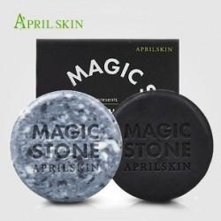 April Skin Magic Stone Pore Cleansing Soap