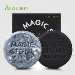April Skin Magic Stone Pore Cleansing Soap